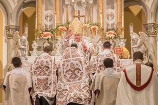 Amerikában felvirágoznak a templomok, amiket a hagyományhű FSSP vesz át