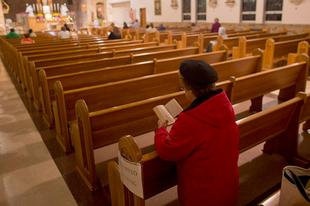 Ferenc pápasága: Az utóbbi évtizedek legnagyobb visszaesése az USA templomlátogatási statisztikáiban
