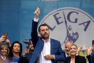 Matteo Salvini különös hitvallása