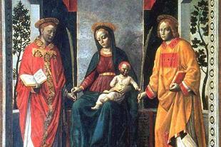 Február 15. Szent Fausztínus pap és Jovíta diakónus vértanúk