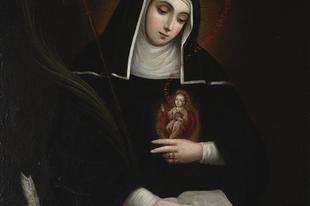 2017. november 16. Szent Gertrúd szűz