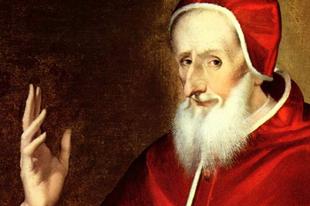 """Szent V. Piusz """"Horrendum illud scelus"""" kezdetű pápai konstitúciója"""