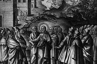 2018. június 10. Vasárnap Jézus Szentséges Szíve ünnepének nyolcadában