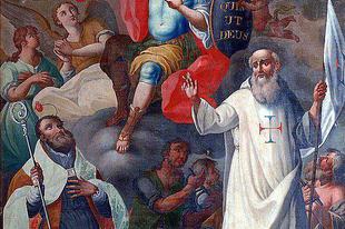 2017. november 20. Valois Szent Félix hitvalló
