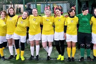 Botránnyal végződött a Vatikán női focicsapatának külföldi debütálása (FRISSÍTVE)