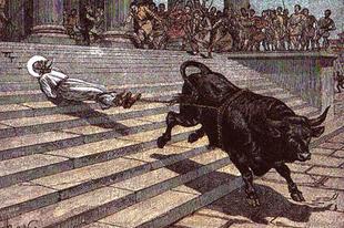 November 29. Szent Szaturninus püspök és vértanú (+ 257)