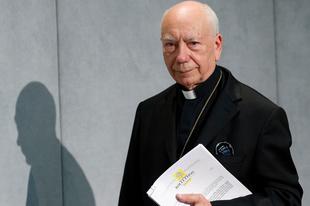 """Coccopalmerio bíboros: A Buenos Aires-i püspökök Amoris Laetitia értelmezése """"hivatalos tanítás"""""""
