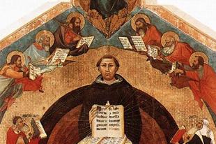 2018. március 7. Aquinói Szent Tamás hitvalló és egyháztanító