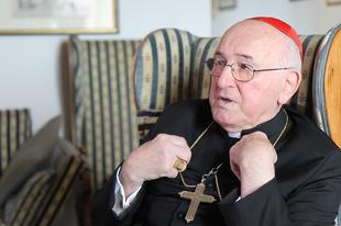 """Brandmüller bíboros a német püspökök interkommunió ötletéről: """"Teljesen tisztességtelen húzás!"""""""