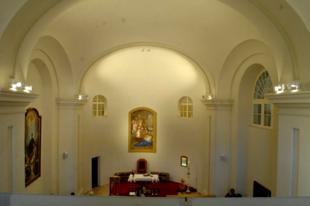 """Műemlékvédelmi Citrom-díjat kapott a váci irgalmasrendi kápolna """"felújítása"""""""