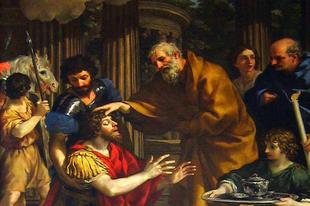 2018. január 25. Szent Pál megtérése - Pálfordulás (Nagyobb duplex ünnep)