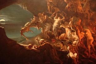 2017. október 21. Szent Hilárion apát