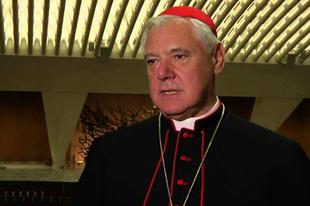 Müller bíboros bírálja a német püspökök tervét az interkommúnióra