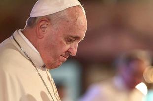 Ferenc pápa az abortuszokról és a lombikbébi-programról