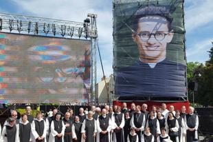 Texasban is ünnepelték Brenner János atya boldoggá avatását