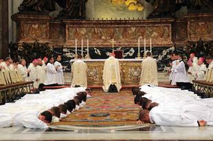 A hithűség meghatározó tényező a papi hivatások támasztásában