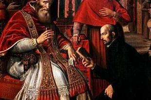 Július 31. Szent Ignác hitvalló