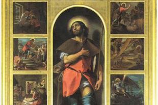 Augusztus 16. Szent Rókus hitvalló