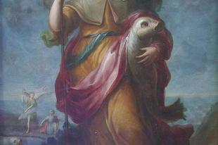 2017. október 24. Szent Ráfael arkangyal