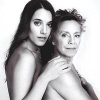 Anyja-lánya: Pálmai Anna és Szirtes Ági az októberben megjelenő Marie Claire fotóján
