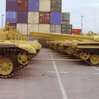 Megjöttek az első iraki Abrams MBT-k