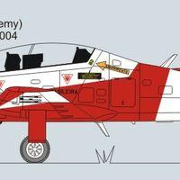 COIN repülőgépek IV. - A halál brazil madara