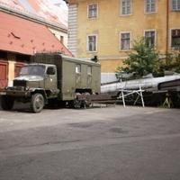 Hadtörténeti múzeum a Josefov erődben
