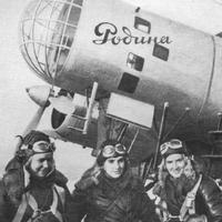 Sztálin repülő amazonjai