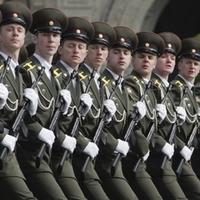 Győzelem Nap 2008 - Debütálnak az új orosz egyenruhák