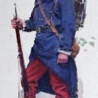 Le pantalon rouge c'est la France !