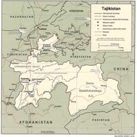 Az elfelejtett háború - Tadzsikisztán 1992-1997