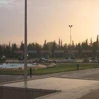 Damaszkuszi panoráma