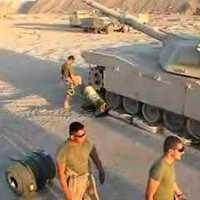 [KNN] Abrams-ek és Bradley-k Irakban