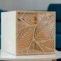 Egyedi lakásdekorációk fából - ez a NoLu Design