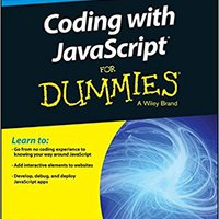 Coding With JavaScript For Dummies Book Pdf