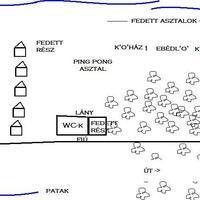 Gólyatábor - Térkép