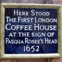 A kávé történelme 1650-1700