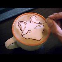 Hogy rajzoljunk rókát a Cappucinoba?