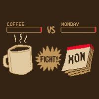Minden egyes hétfő reggel...