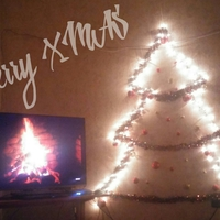 A karácsonyfal