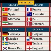 Foci világbajnokság 2018 - Oroszország [40.]