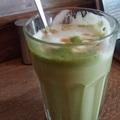 Miért olyan zöld a maccsa tea?