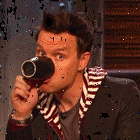 Mark Hoppus, a tea Nagymestere #10