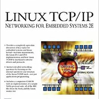Linux TCP/IP Networking For Embedded Systems Books Pdf File