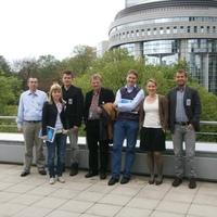 Brüsszelben a KDSZ tagjai
