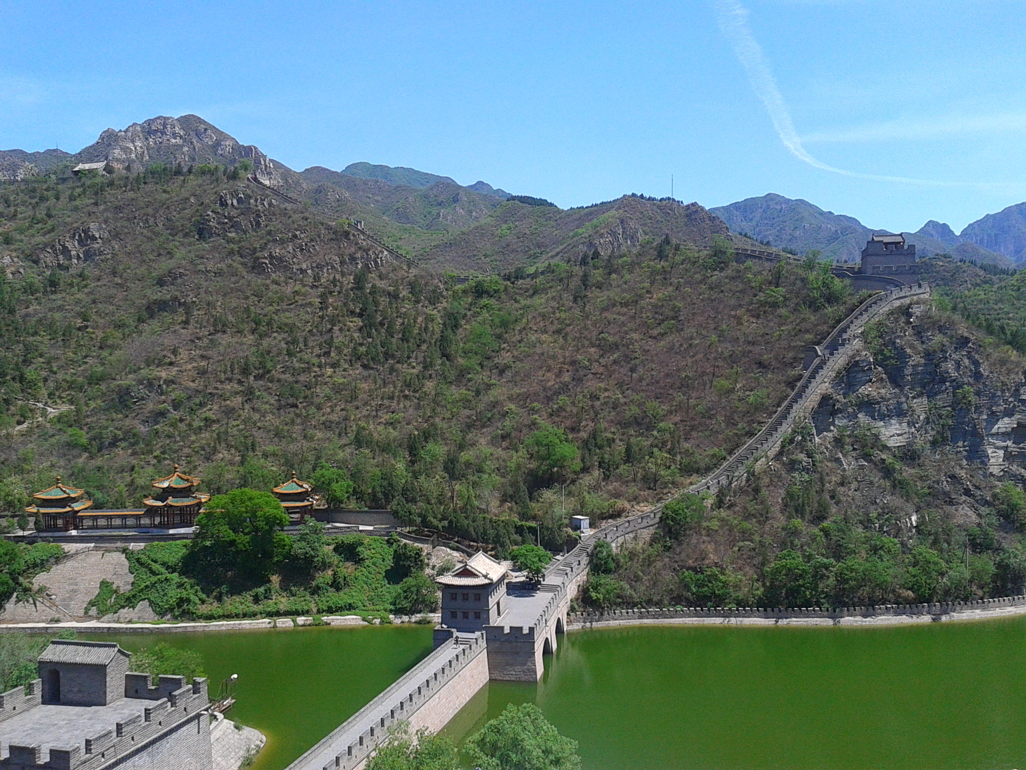 A Nagy Fal - Nagy Fal (长城), Peking