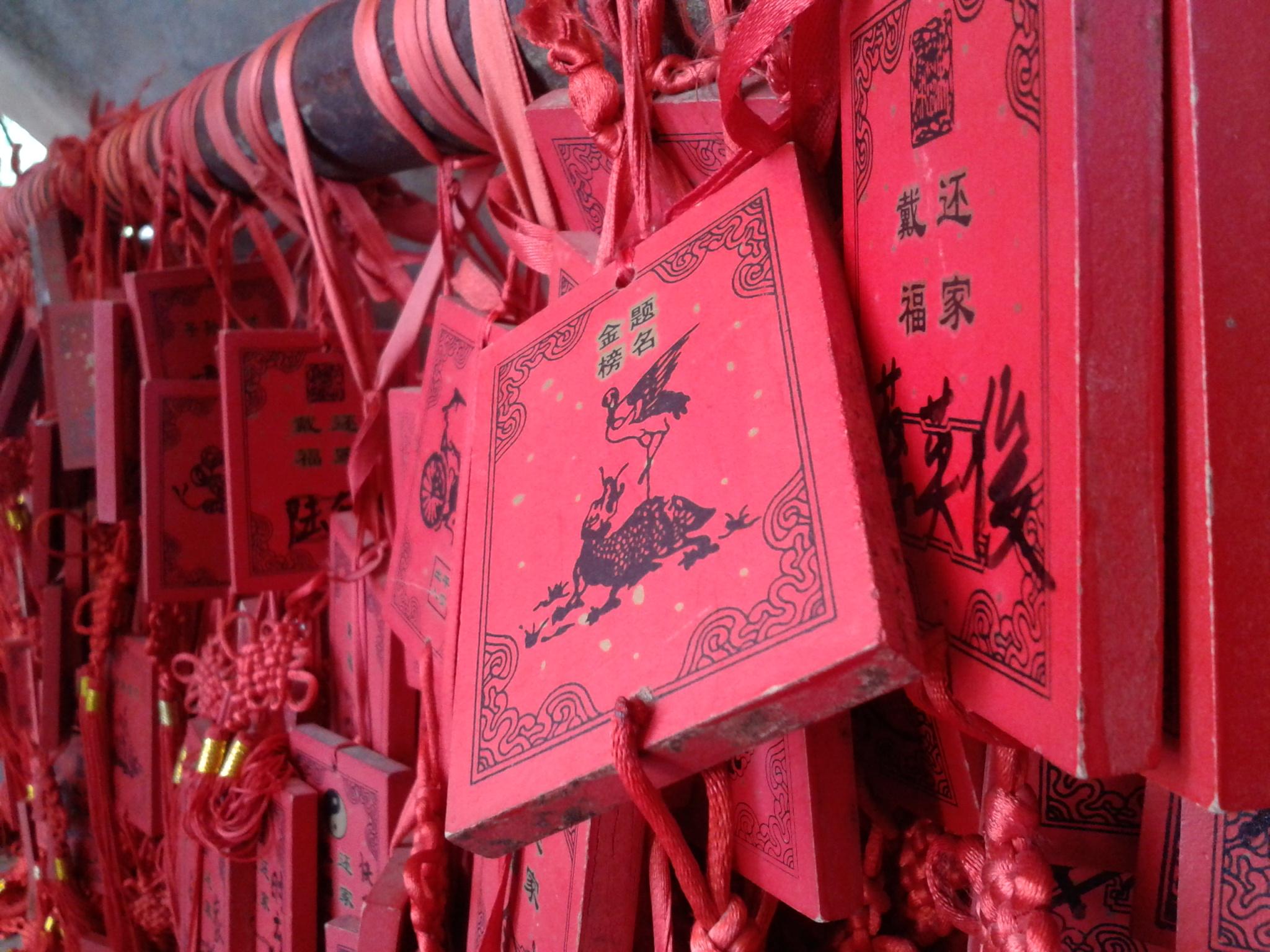 Kívánságok - Ming-sírok (十三陵), Peking