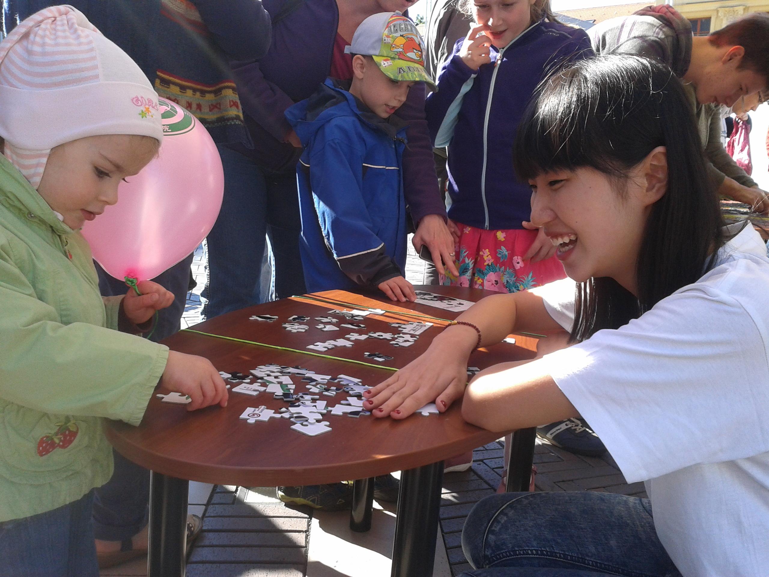 Puzzle gyerekeknek