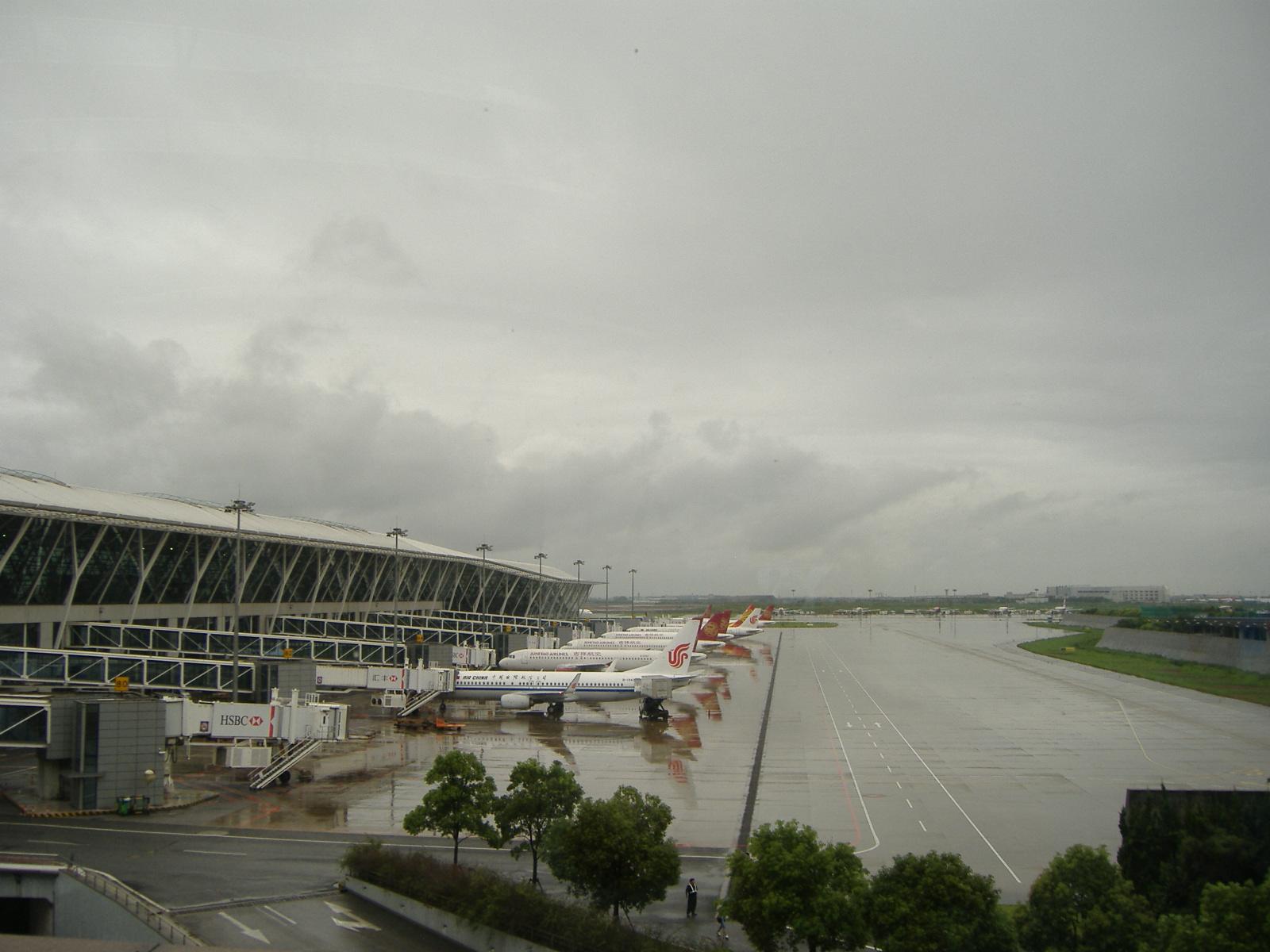 Shanghai Pudong nemzetközi repülőtér