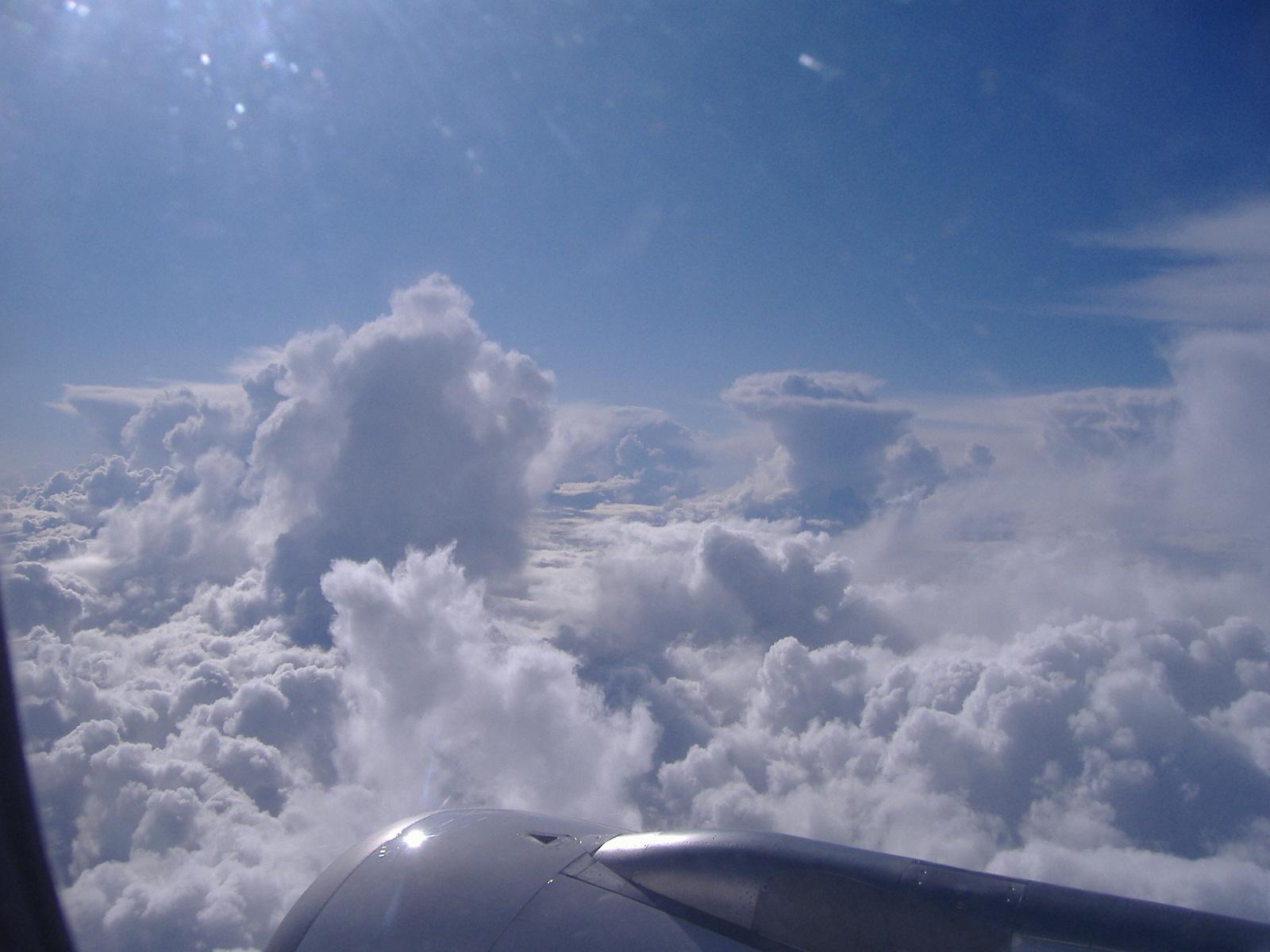 Szép felhők